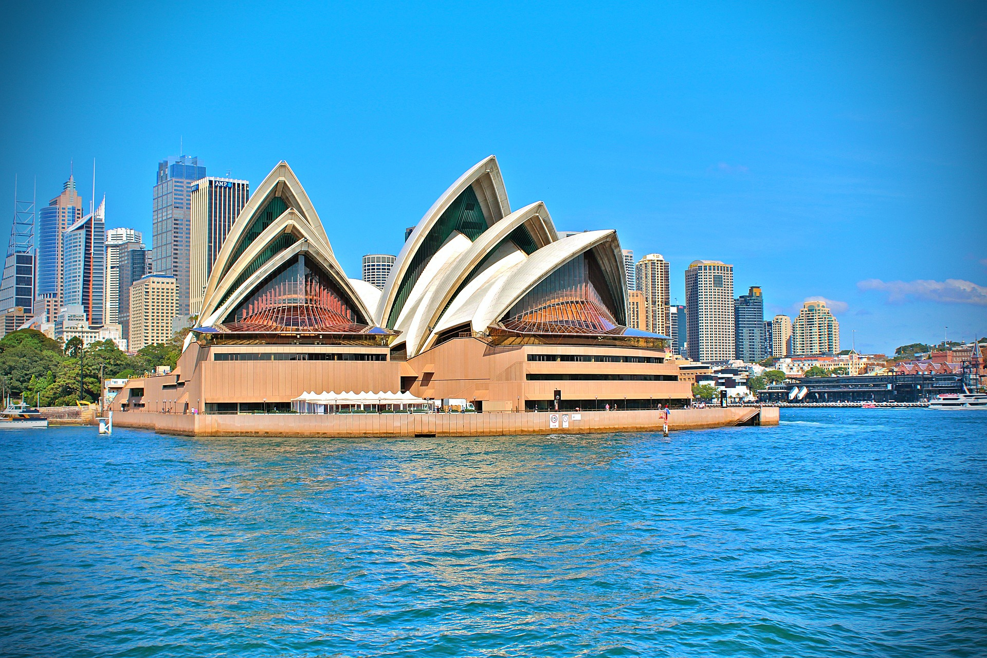 Opéra Sydney Australie