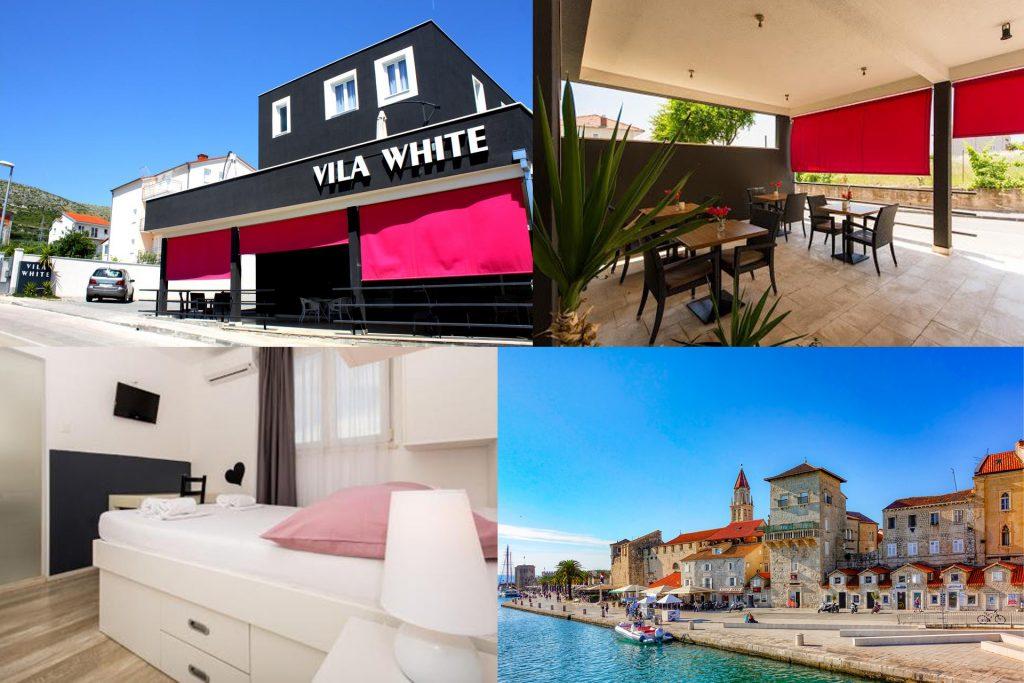 Vila White Croatie
