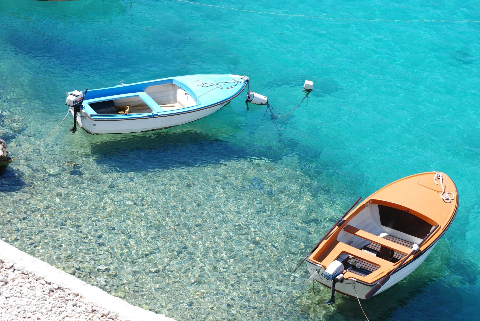 Mer Adriatique, Croatie