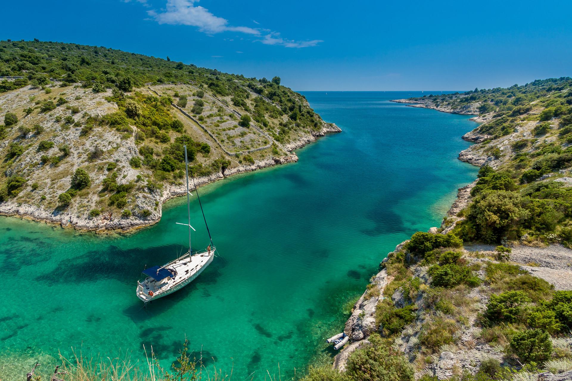 Vacances d'Été en Croatie : Séjour à partir de 319€ avec Vol Direct de Lyon et Hôtel 3*
