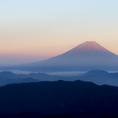 Mont Fuji au Japon