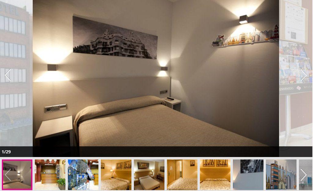 Séjour Hôtel à Barcelone