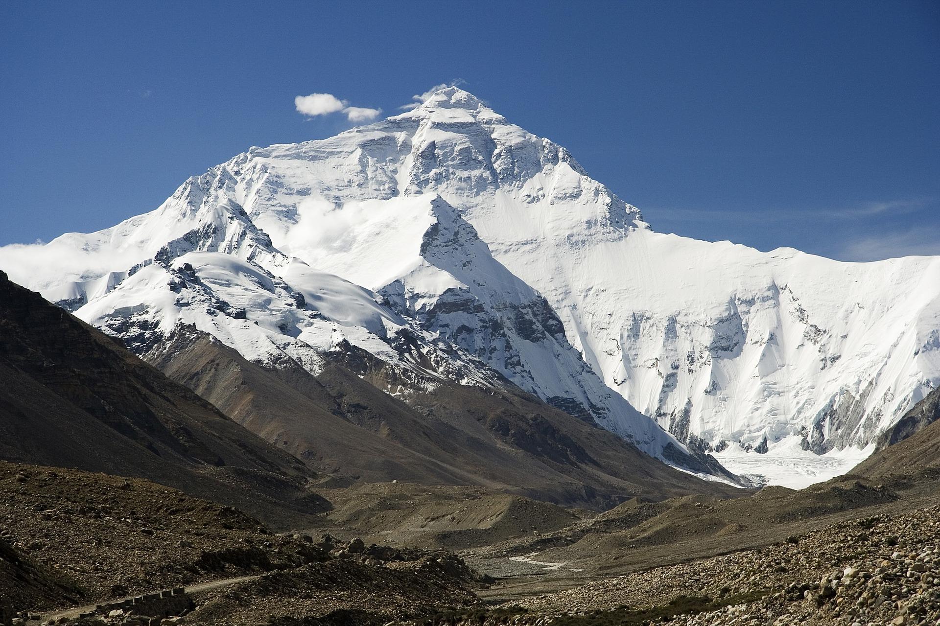 Everest, Himalaya, Népal