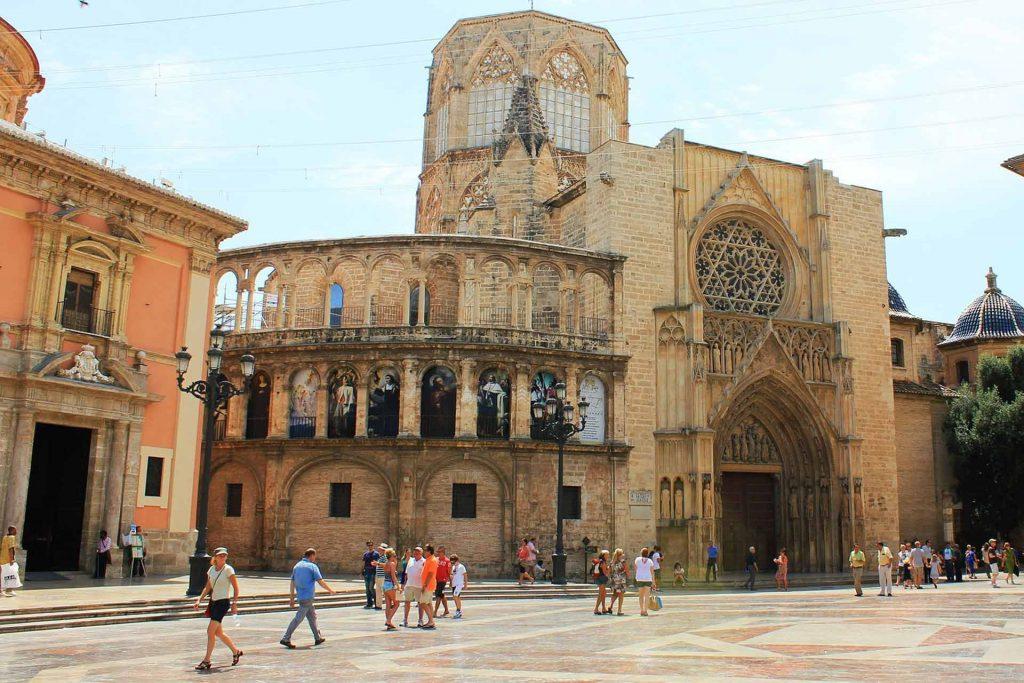 Vieille ville de Valence