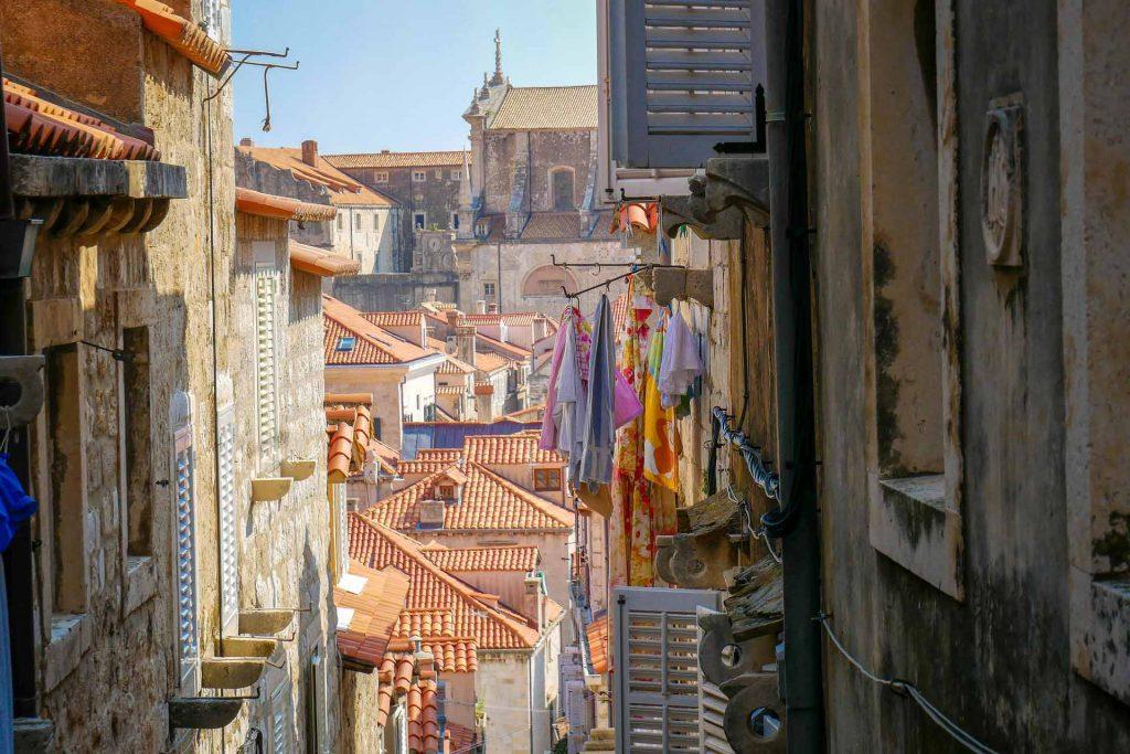 Au cœur de Dubrovnik