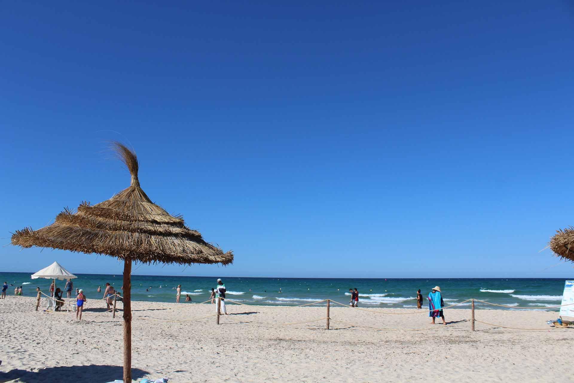 Séjour en Tunisie : 7 Jours dès 245€ en Hôtel 4* Tout Compris, Piscine et Vol de Lyon