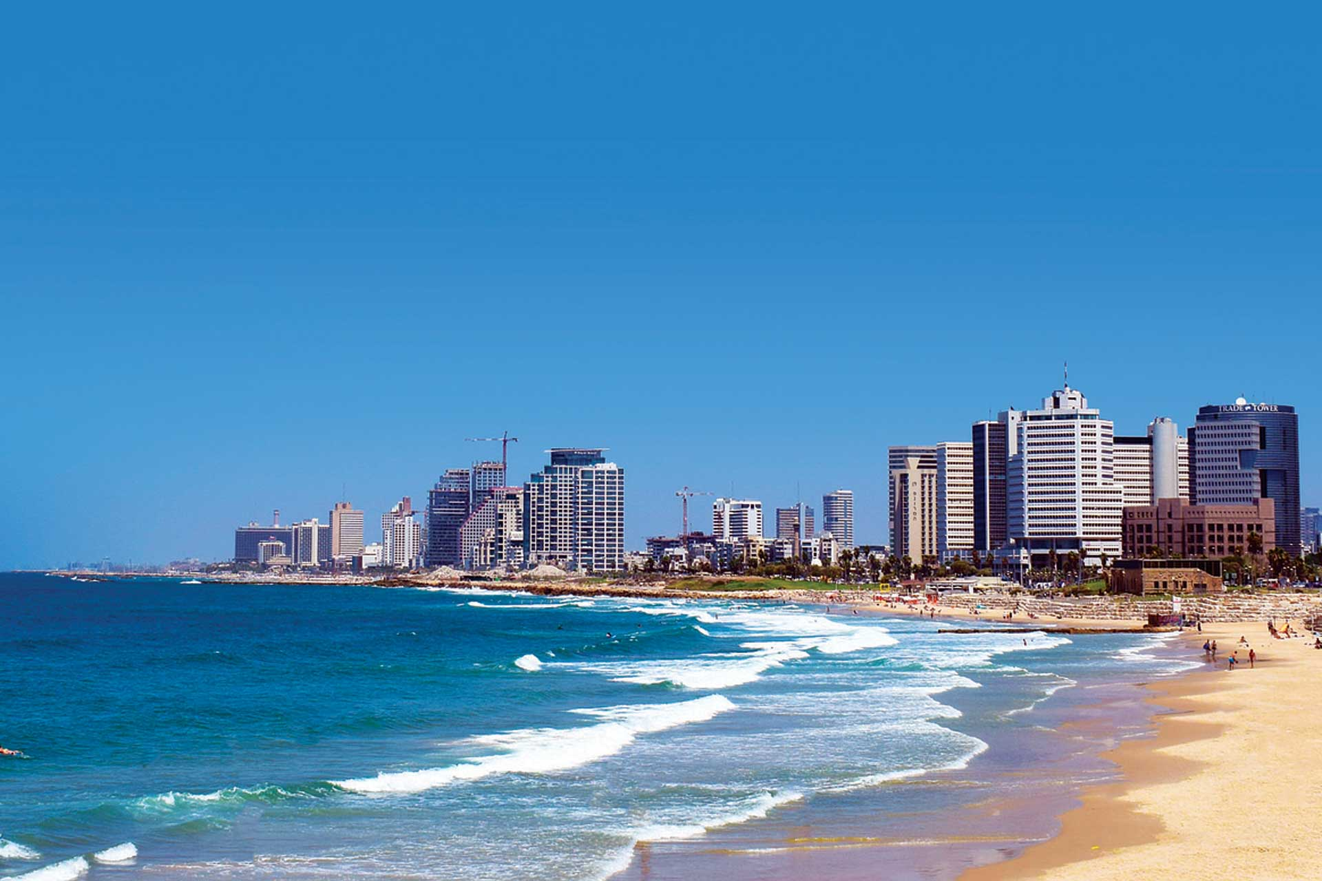 Vol Direct A/R Lyon Tel Aviv (Israël) à partir de 89€ en 2019 2020