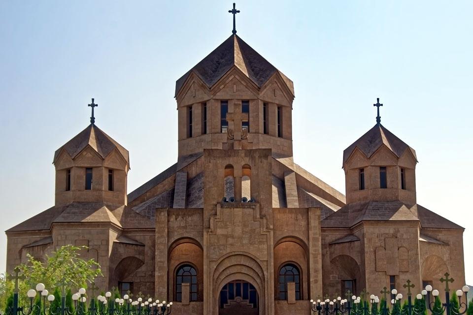 Erevan, Arménie