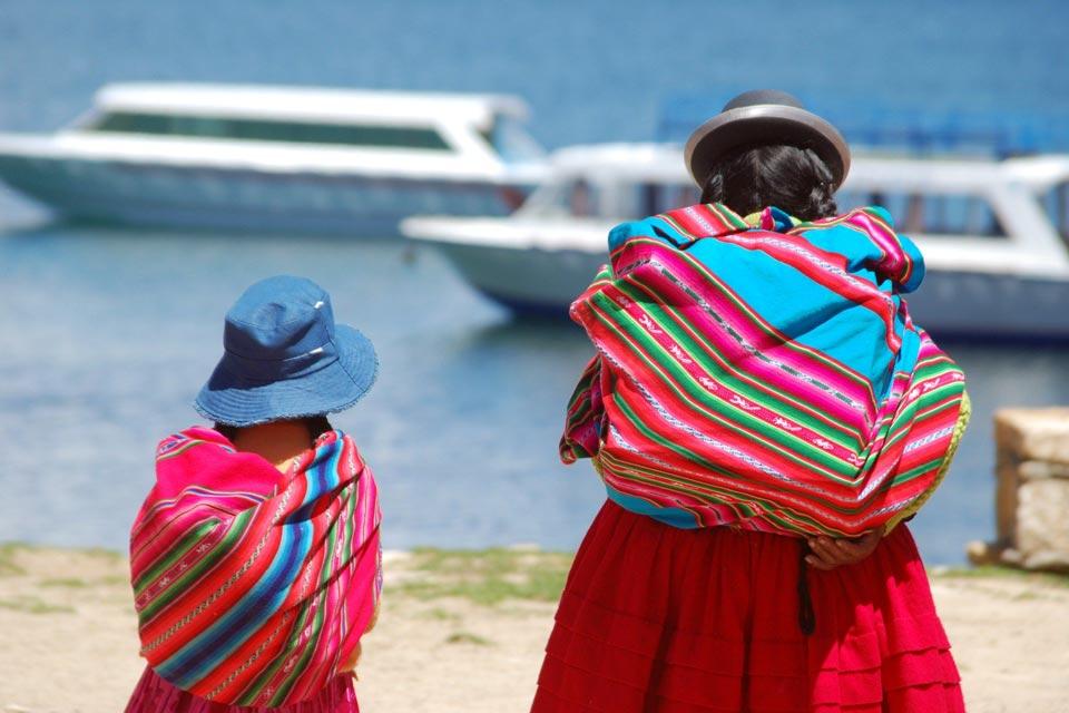 Habitants de Bolivie