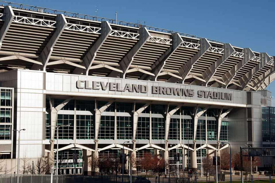 Stade de Cleveland